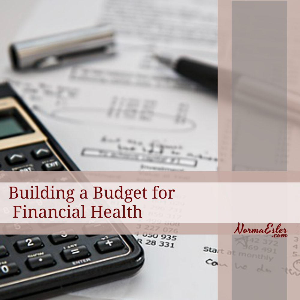 Building a Budget for Financial Health