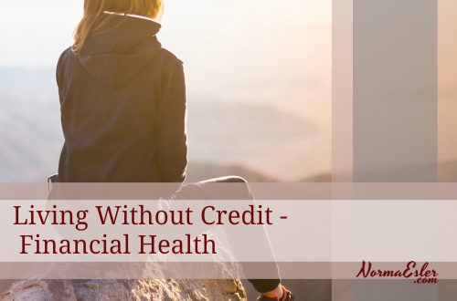 Living Without Credit