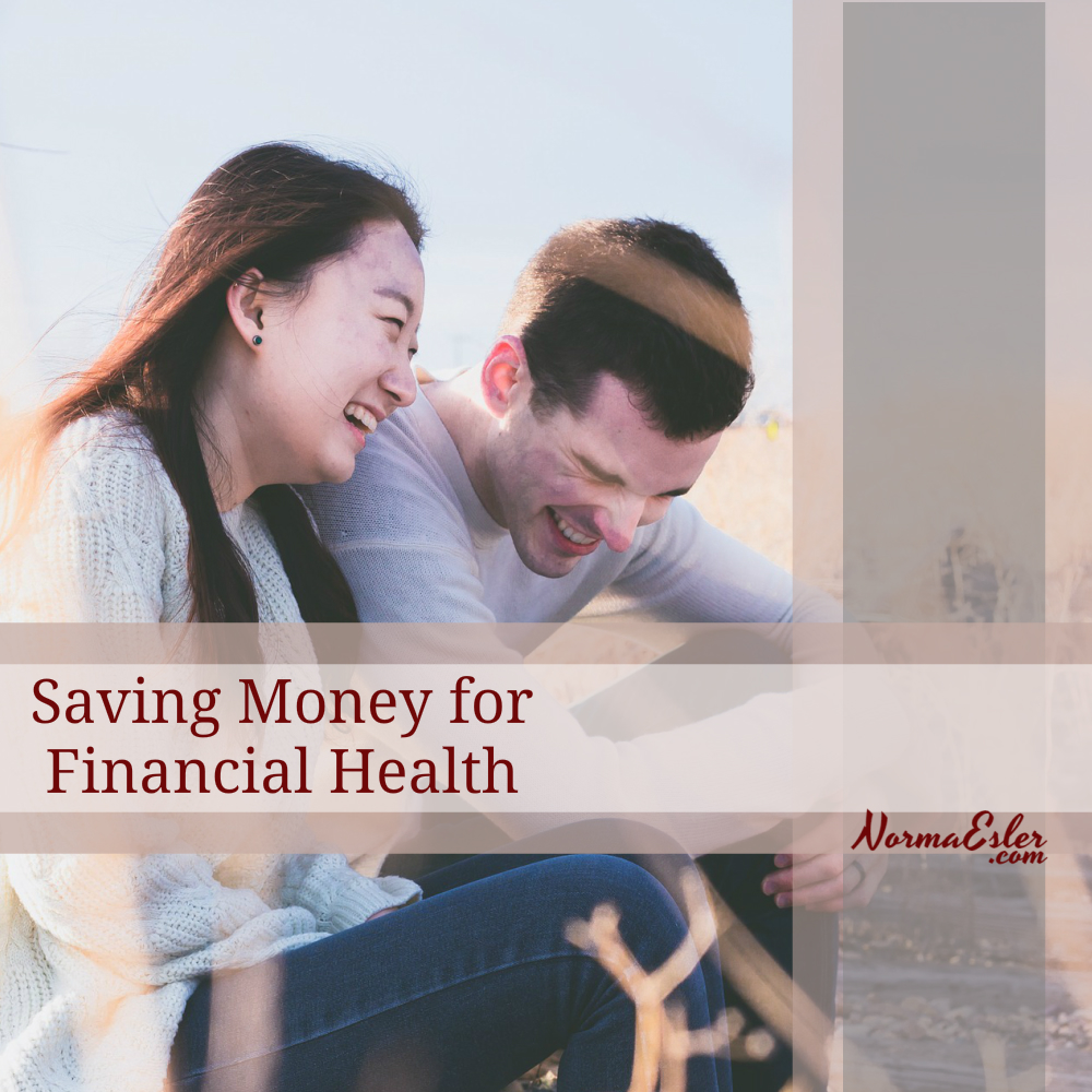 Saving Money for Financial Health