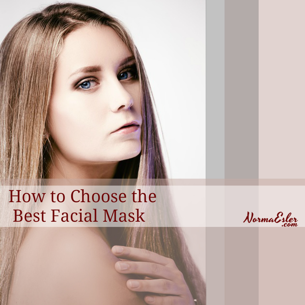 How to Choose the Best Facial Mask