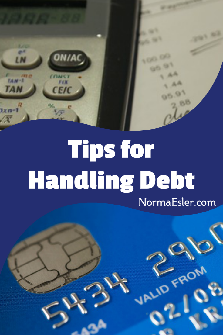 tips for handling debt