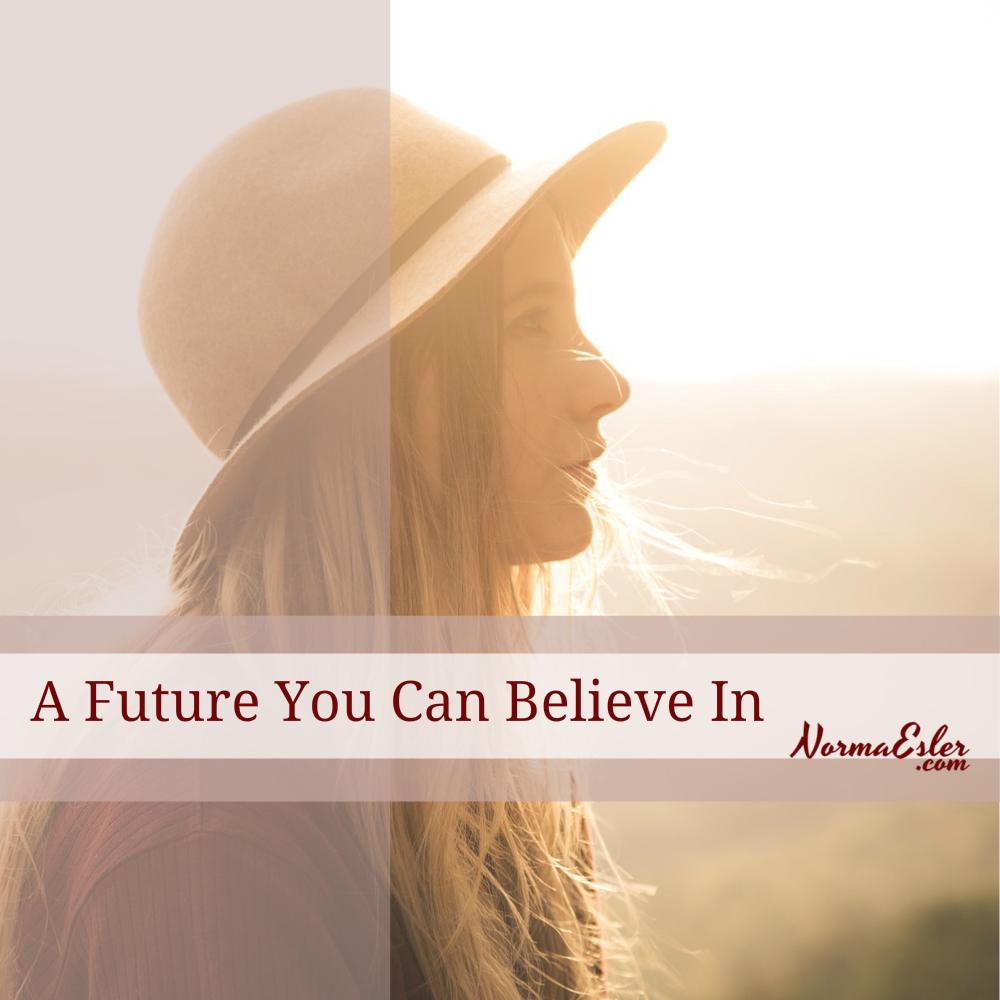 A Future You Can Believe In