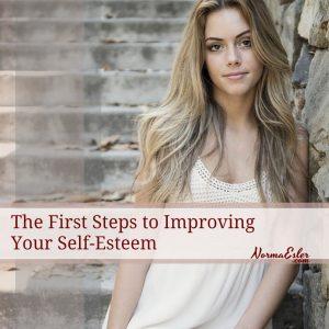 First Steps to Improving Self Esteem