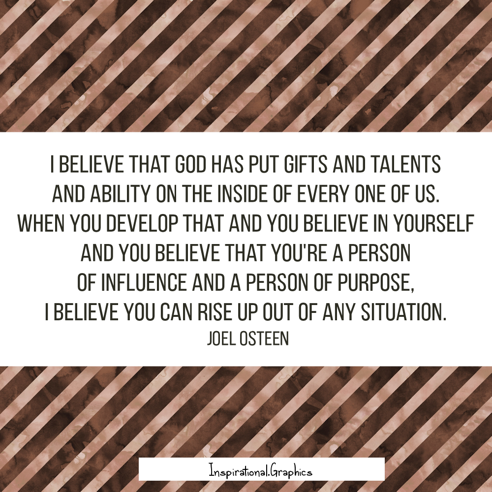 Roadblocks to Believing in Yourself
