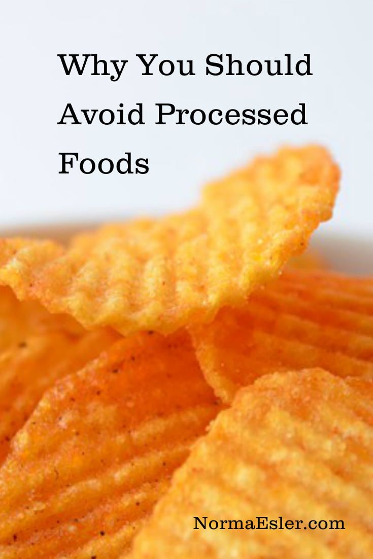 why you should avoid processed foods