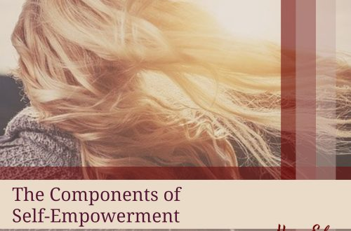 Components Of Self Empowerment