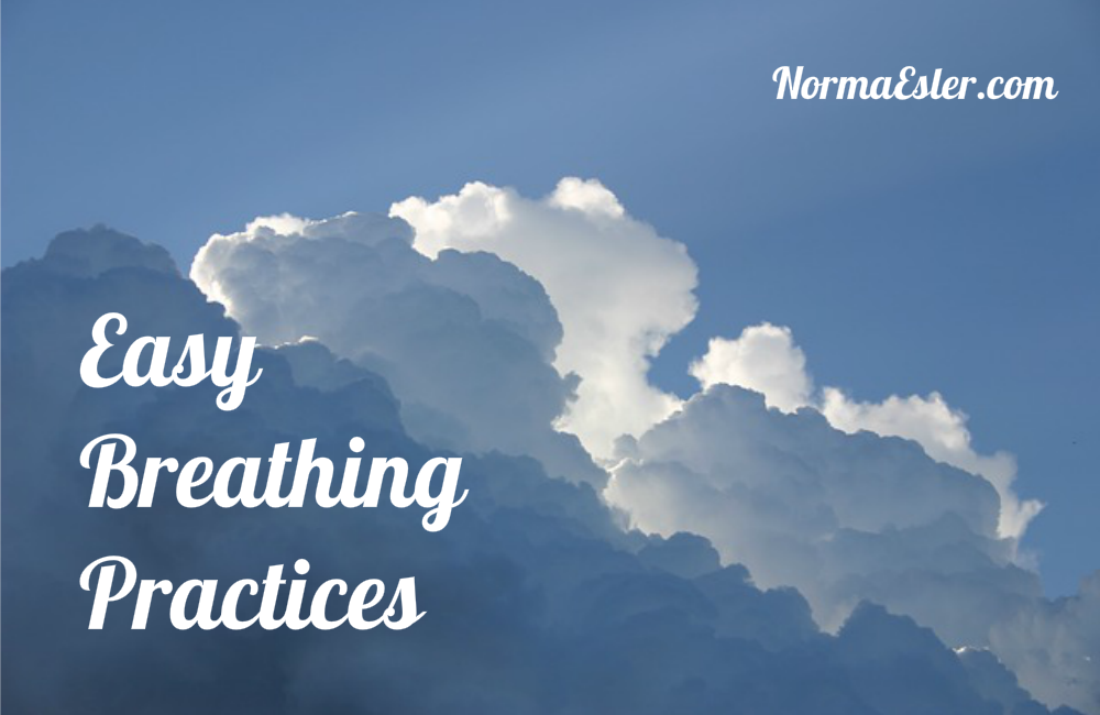 Easy Breathing Practices