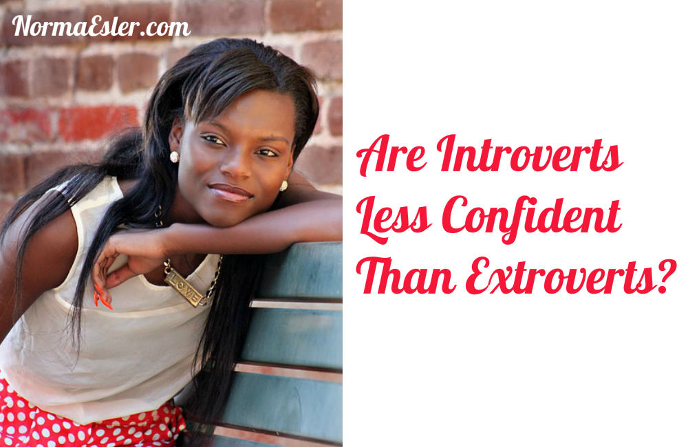Are Introverts Less Confident Than Extroverts