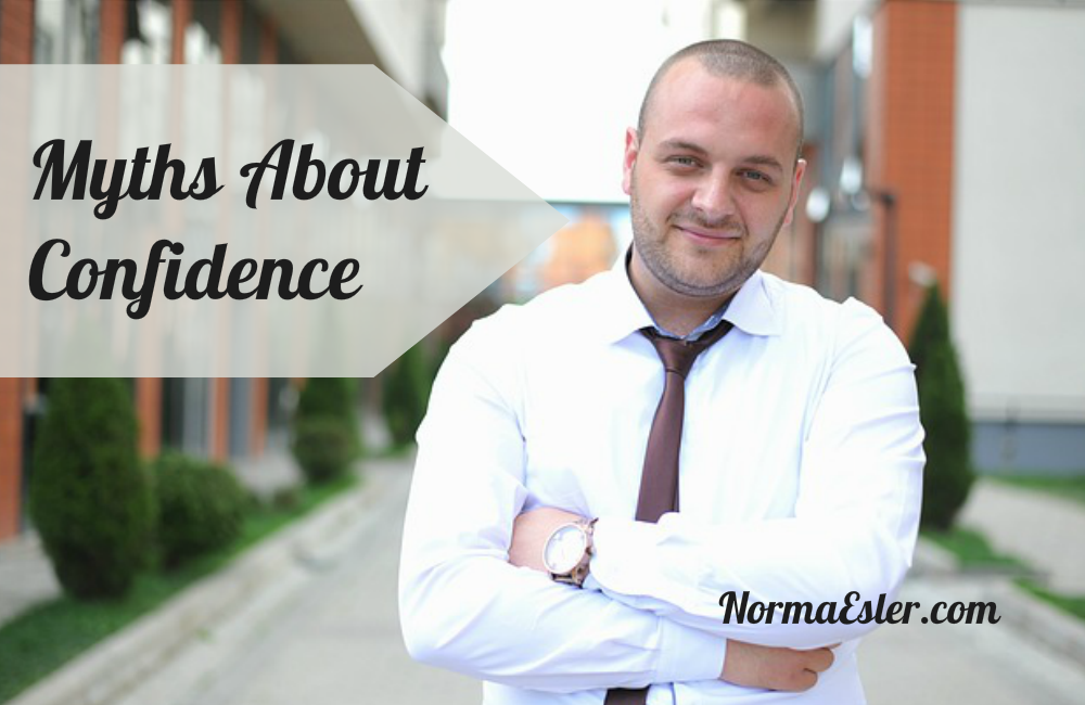 Myths About Confidence