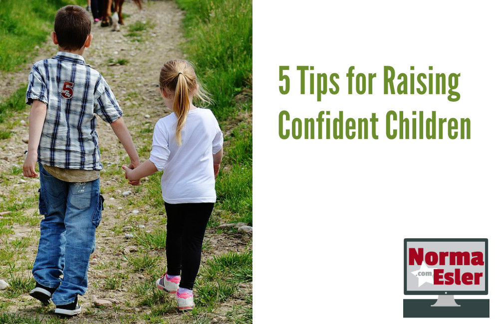 5 Tips for Raising Confident Children