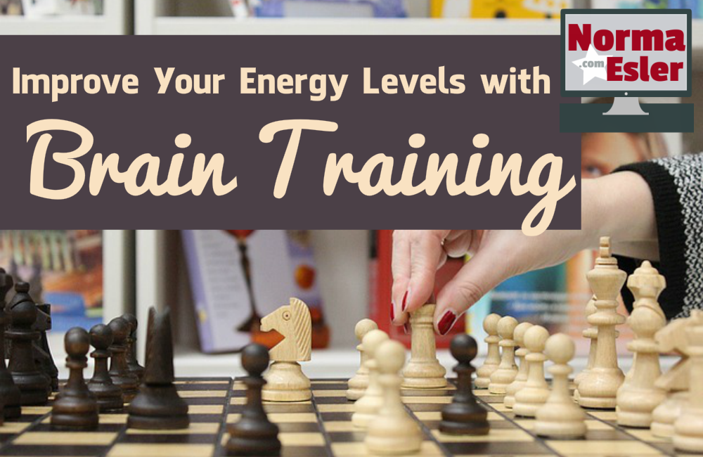 Improve your energy levels with brain training