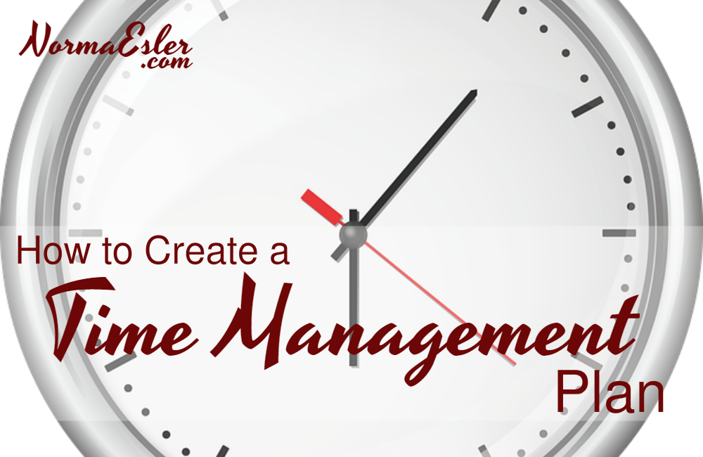 How to Create a Time Management Plan