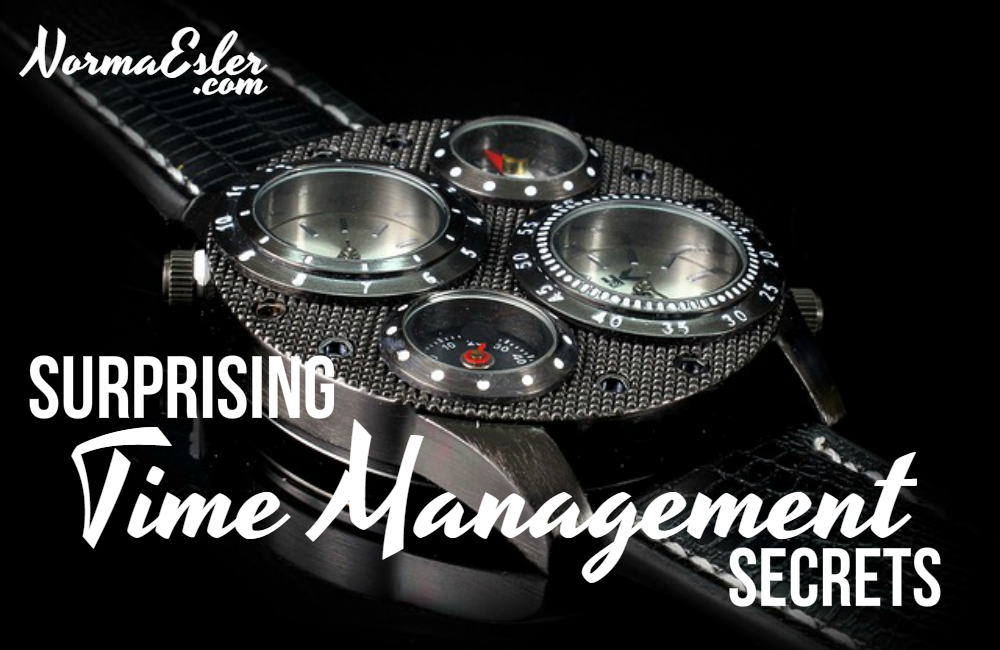 Surprising Time Management Secrets