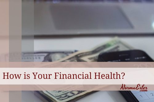 How is your financial health