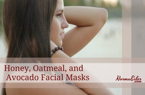 Honey Oatmeal and Avocado Facial Masks
