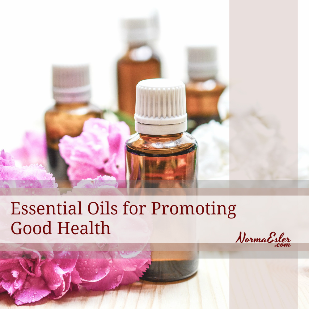 Essential Oils for Promoting Good Health