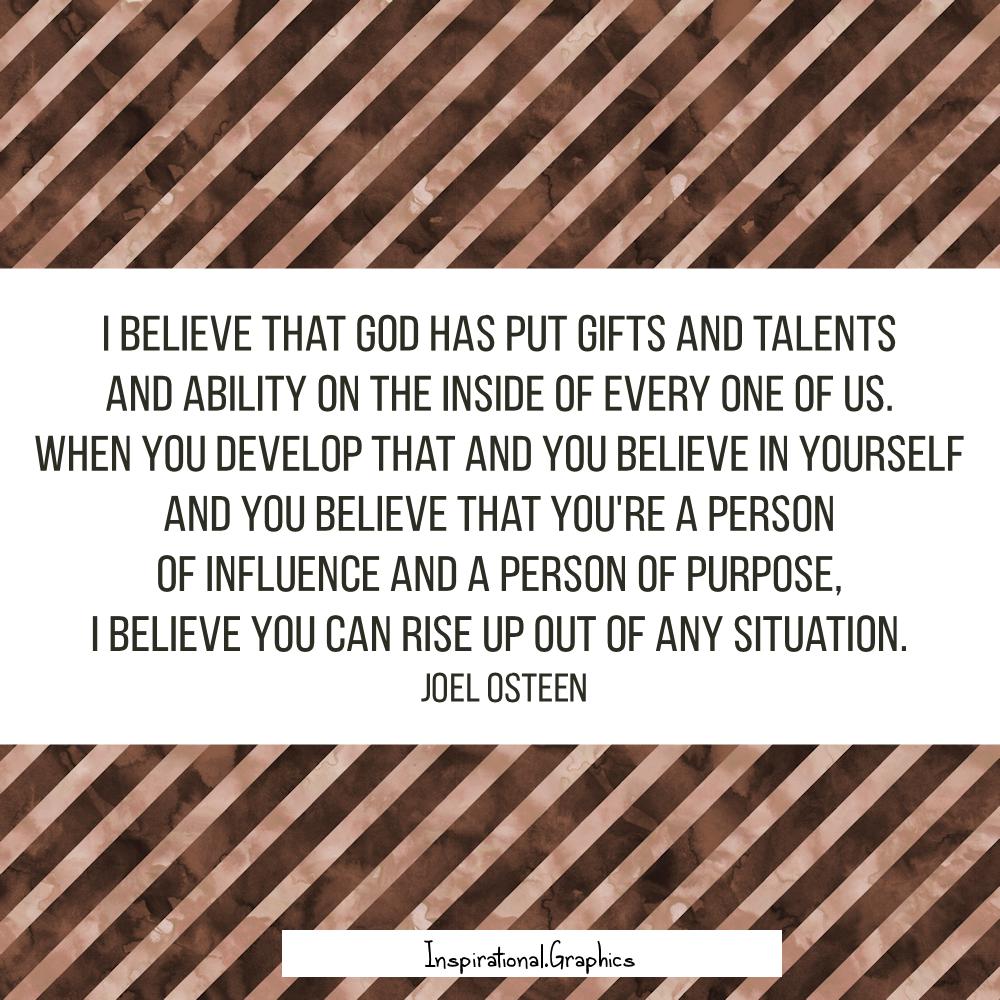Roadblocks to Believing in Yourself