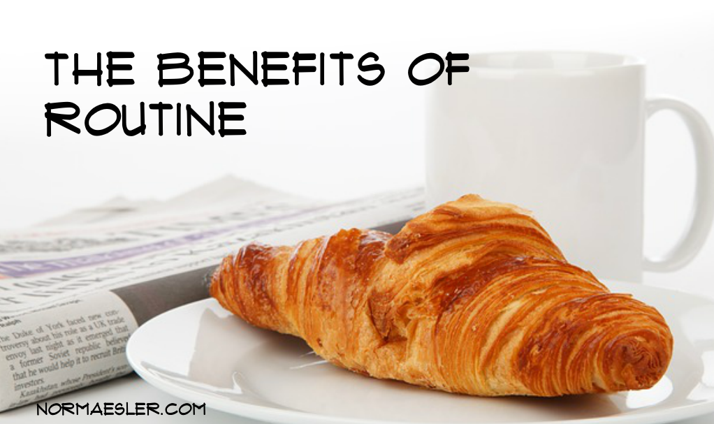 benefits of routine