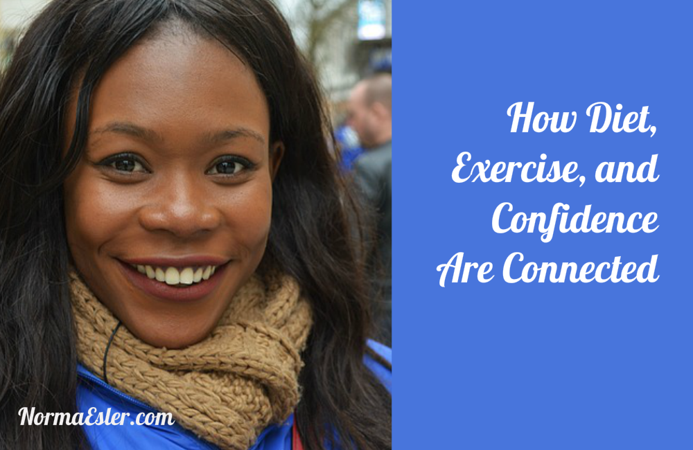 How Diet, Exercise, and Confidence Are Connected