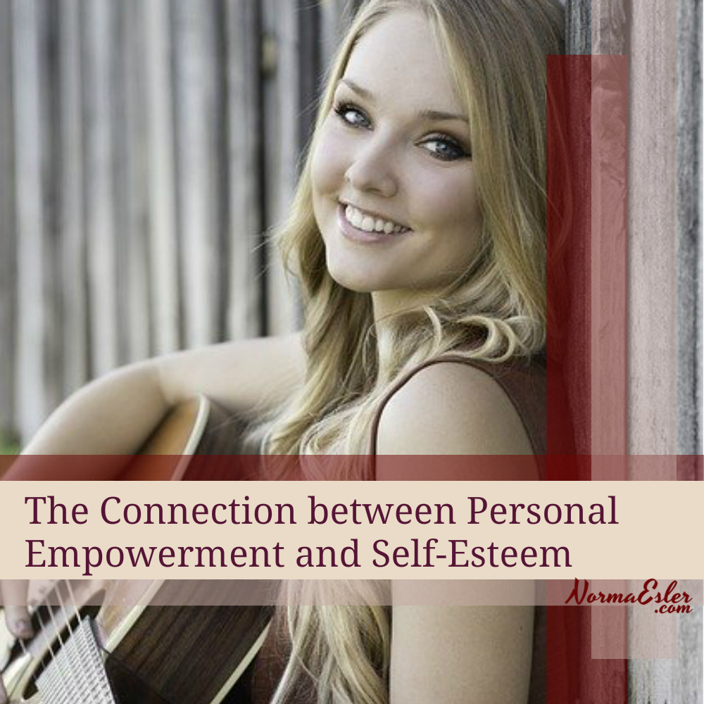 personal empowerment and self esteem