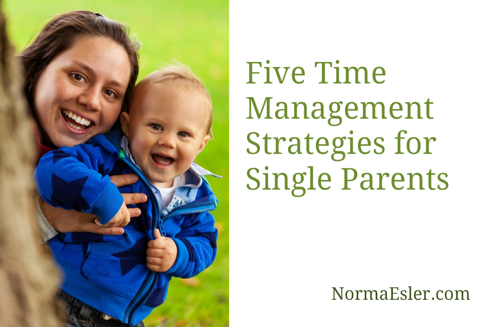 management strategies for single parents