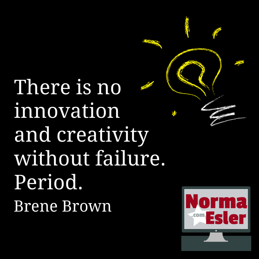 failure quote brene brown