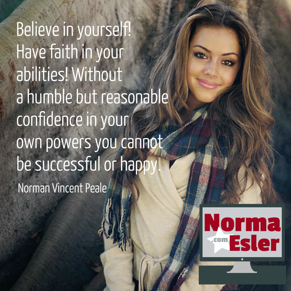 personal empowerment is to believe in yourself