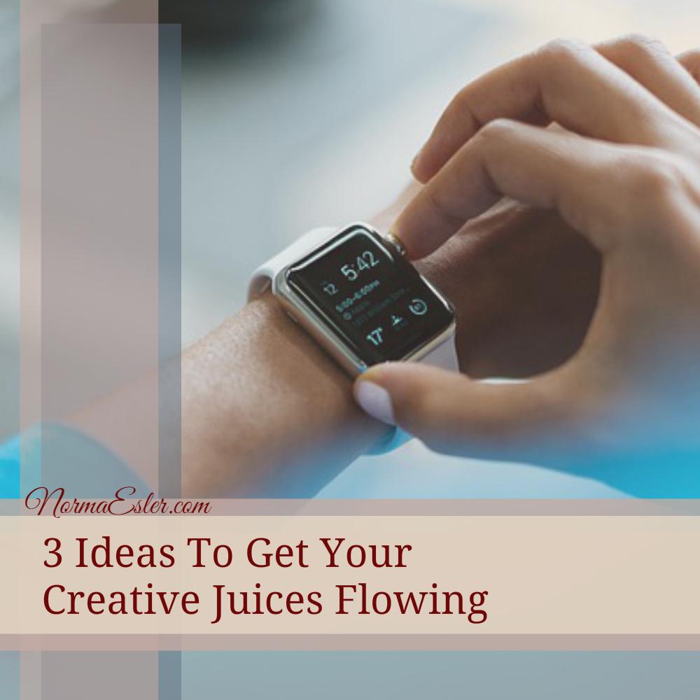 creative juices