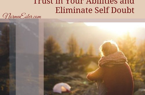 eliminate self doubt