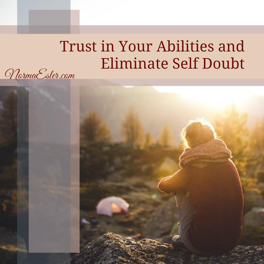 eliminate self doubt