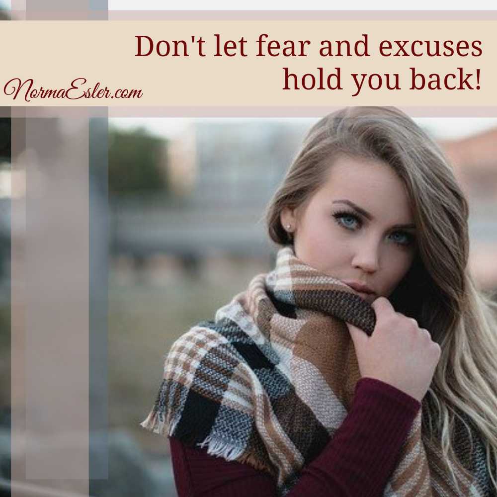 fear excuses