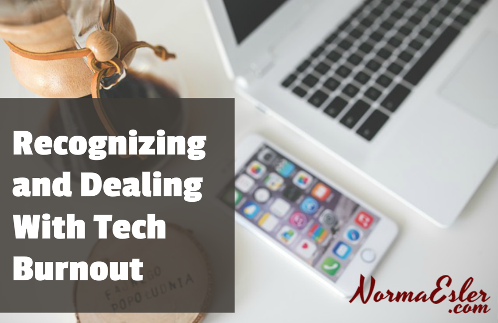 Recognizing and Dealing With Tech Burnout