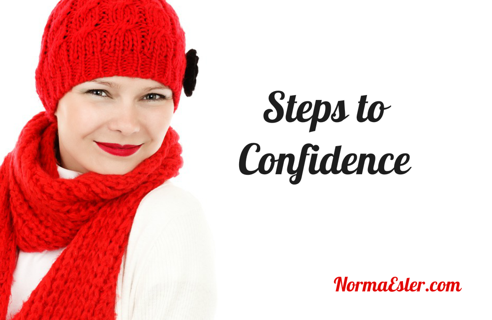 Steps to Confidence