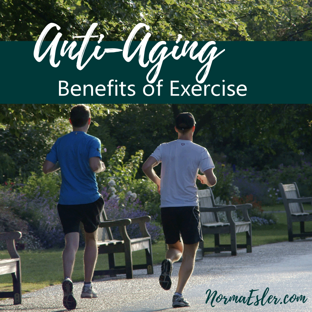 Anti Aging Benefits of Exercise